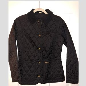 Barbour Quilted Jacket (Black)